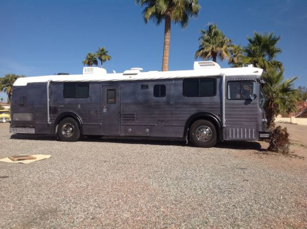 Used Rvs 1972 Flxible Bus Rv Conversion For Sale By Owner