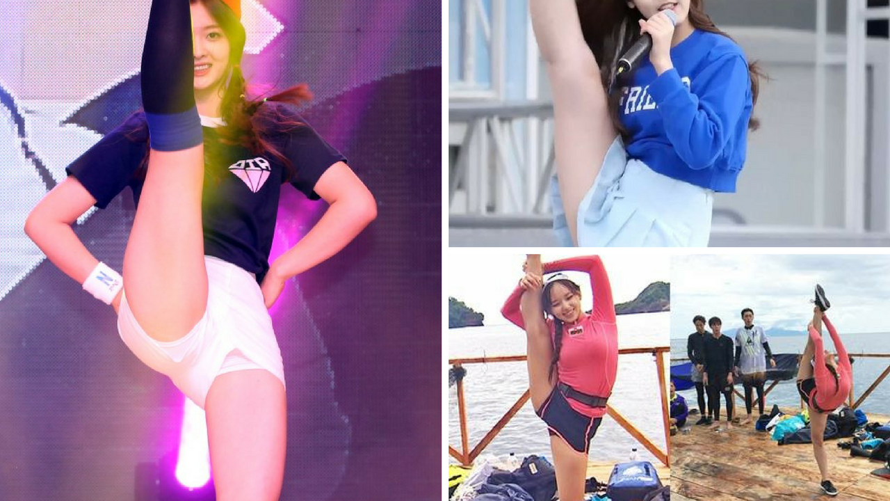 Top 5 KPop Female Idols Who Perform A Perfect Standing Split