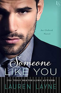 Someone Like You: An Oxford Novel by Lauren Layne