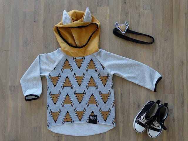 dziecięca bluza z uszkami 1