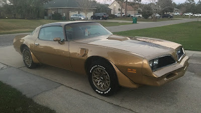 A 1979 Trans Am from Santa? It doesn't get any better than that! www.1979transam.Com