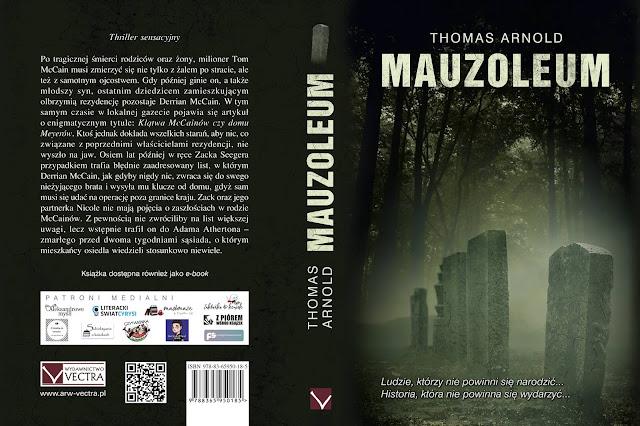 """Zapowiedź """"Mauzoleum"""" Thomas Arnold"""