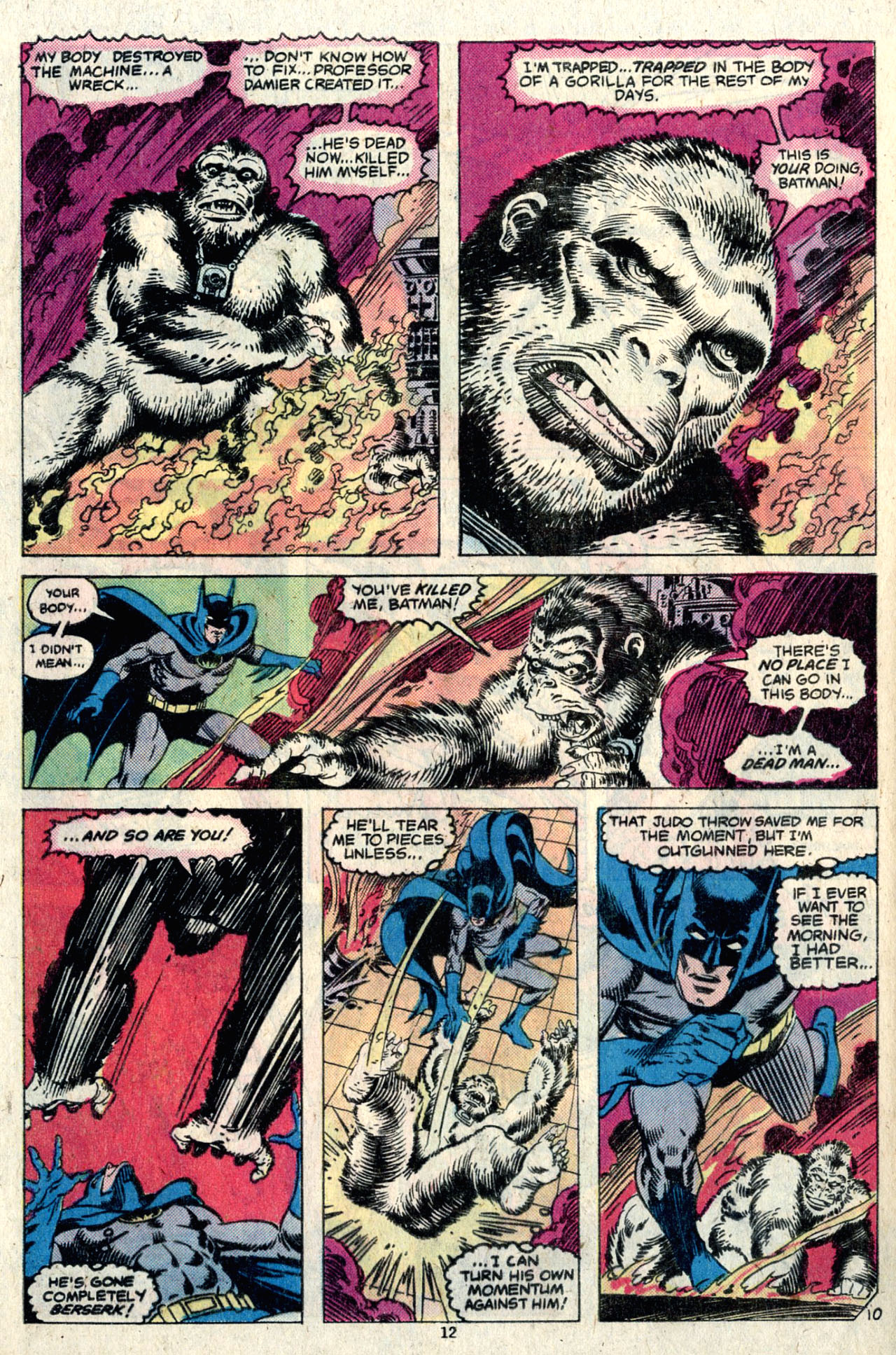 Detective Comics (1937) 482 Page 12