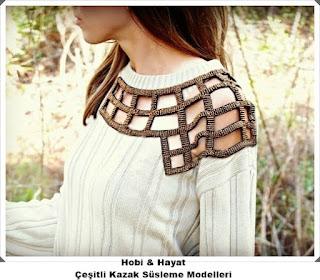 Kazak Süsleme - Hobi Moda 4