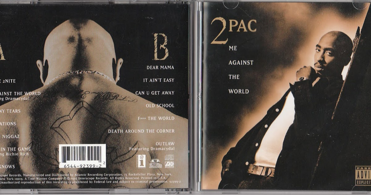 _] Collection '45 [_: 2Pac- Me Against The World - 1995