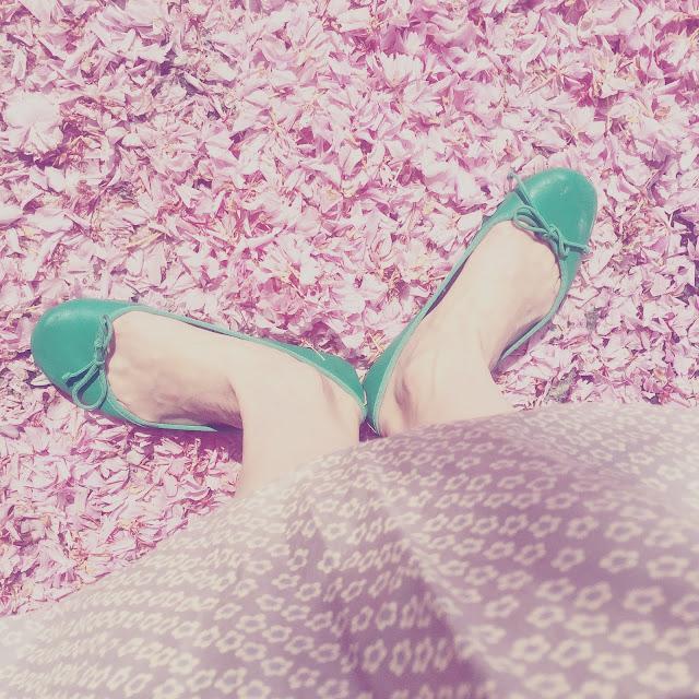 blossom ballerina
