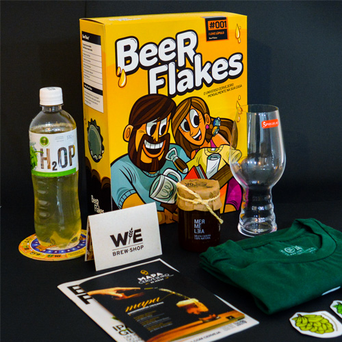 Beer Flakes Box