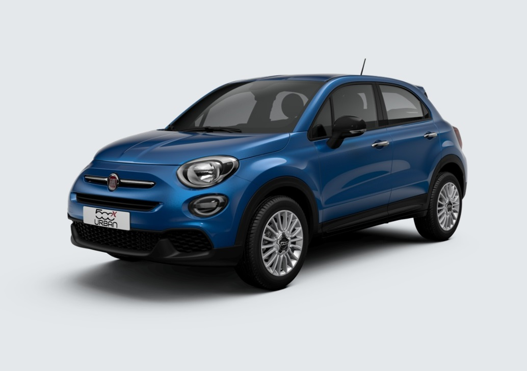fiat 500x restyl 2018 couleurs colors. Black Bedroom Furniture Sets. Home Design Ideas