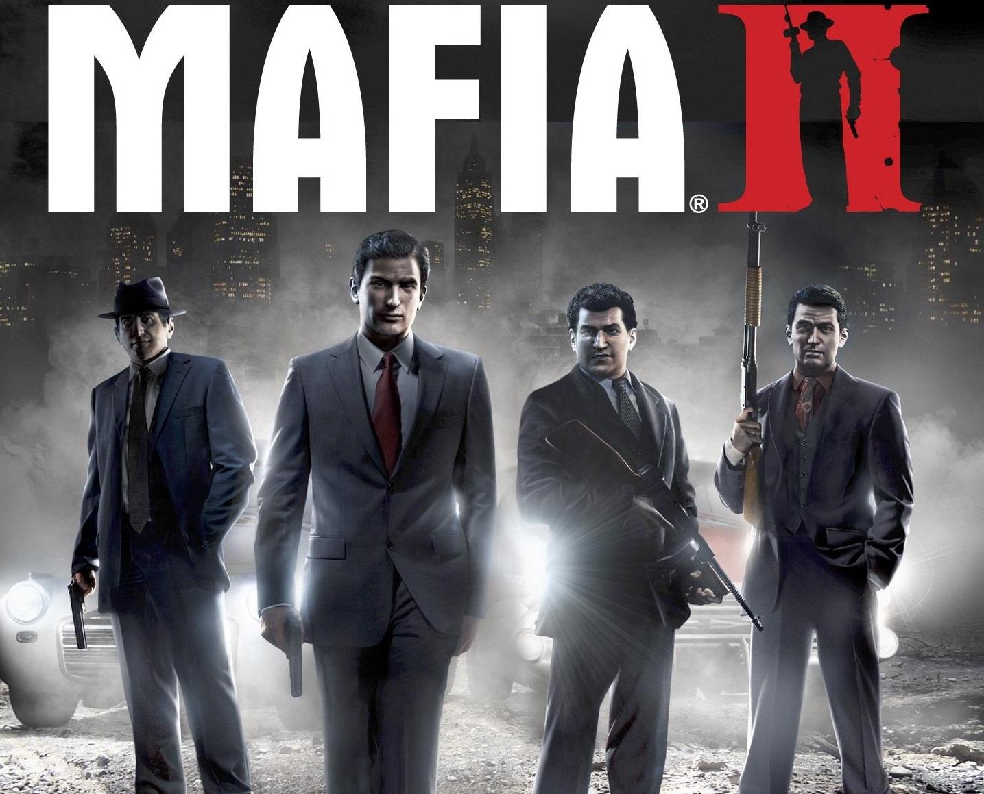 Mafia 2 game for pc.