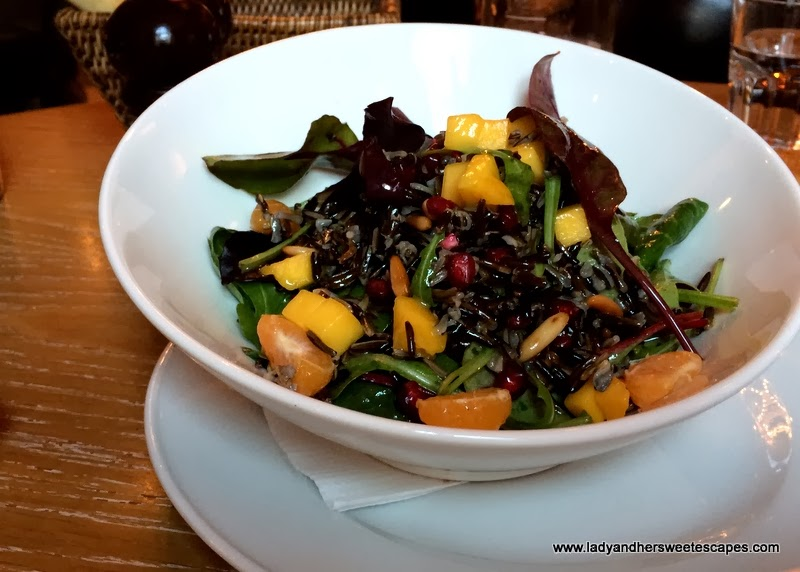 The Gramercy's Wild Rice Salad