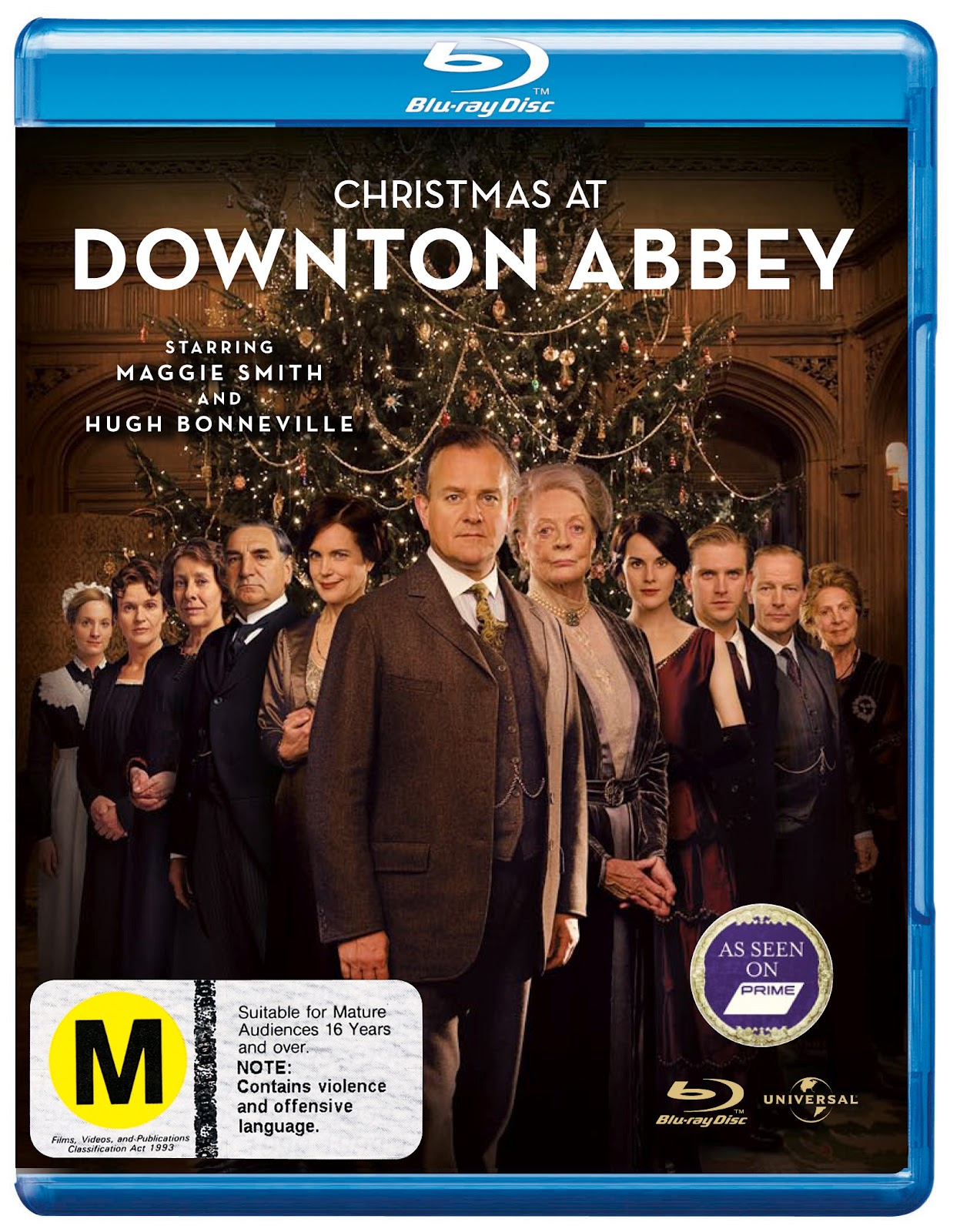 At Darren\'s World of Entertainment: Christmas at Downton Abbey - DVD ...