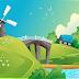 Relatief weinig windmolens in Vlaanderen