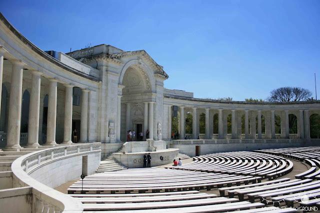 My Travel Background : 12 lieux à visiter à Washington D.C. - Cimetière d'Arlington