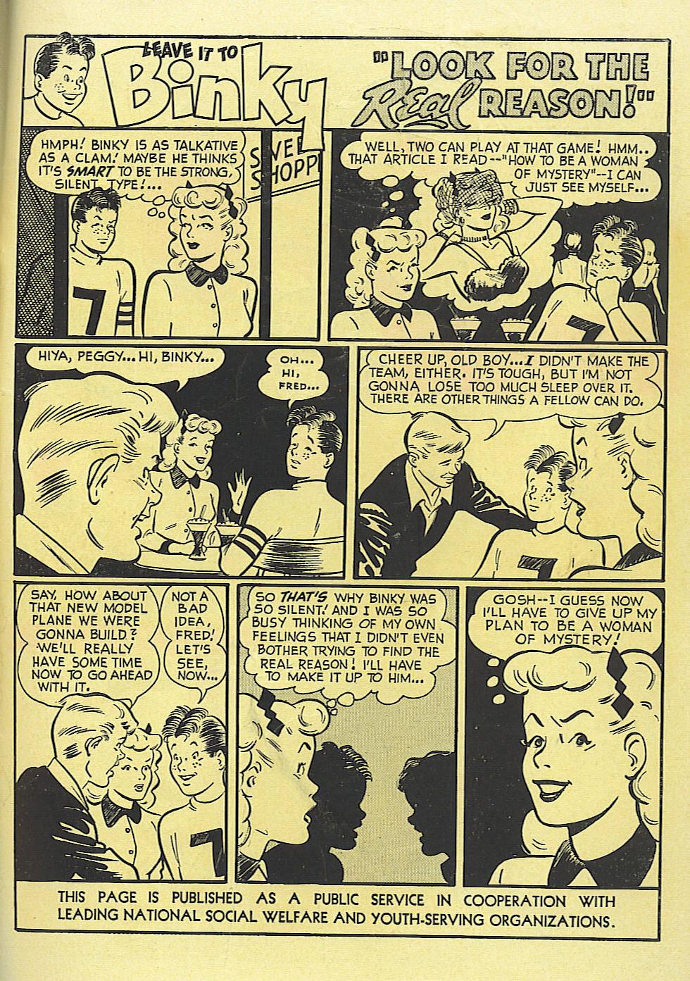 Read online Detective Comics (1937) comic -  Issue #173 - 52