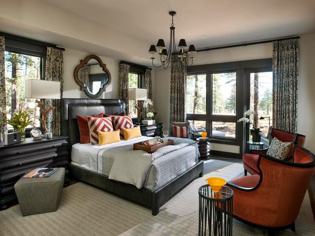 Modern Furniture: HGTV Dream Home 2014 : Master Bedroom ...