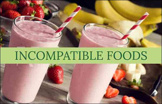 Incompatible Foods According to Ayurveda