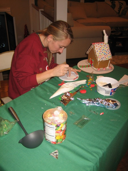 Wilton Decorating Party