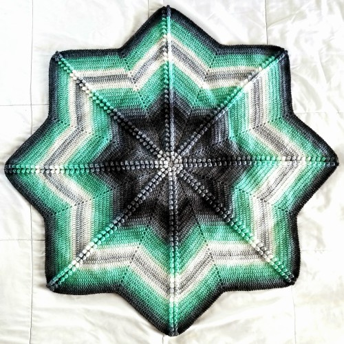 Baby Compass - Free Pattern