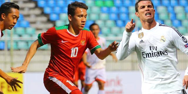 MENGEJUTKAN!! Eks Klub Cristiano Ronaldo Sodorkan Kontrak Pada Egy Maulana Pemain Berbakat Timnas U-19