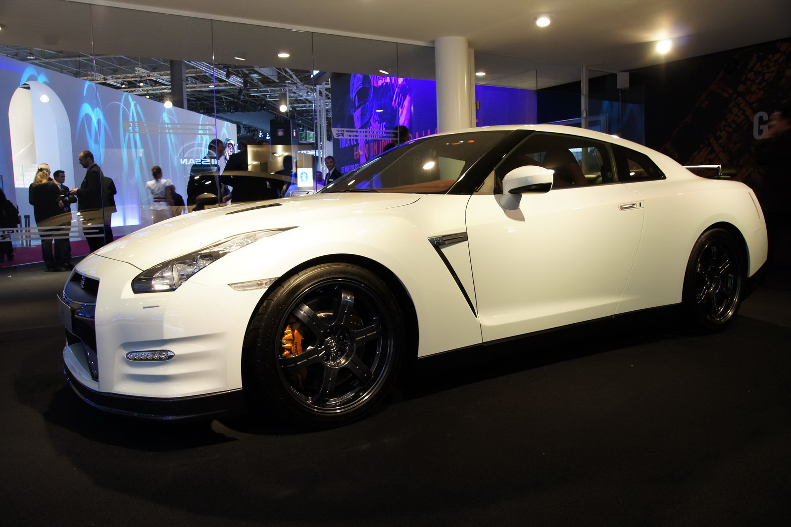Wallpapers Cars: 2012 Nissan gtr