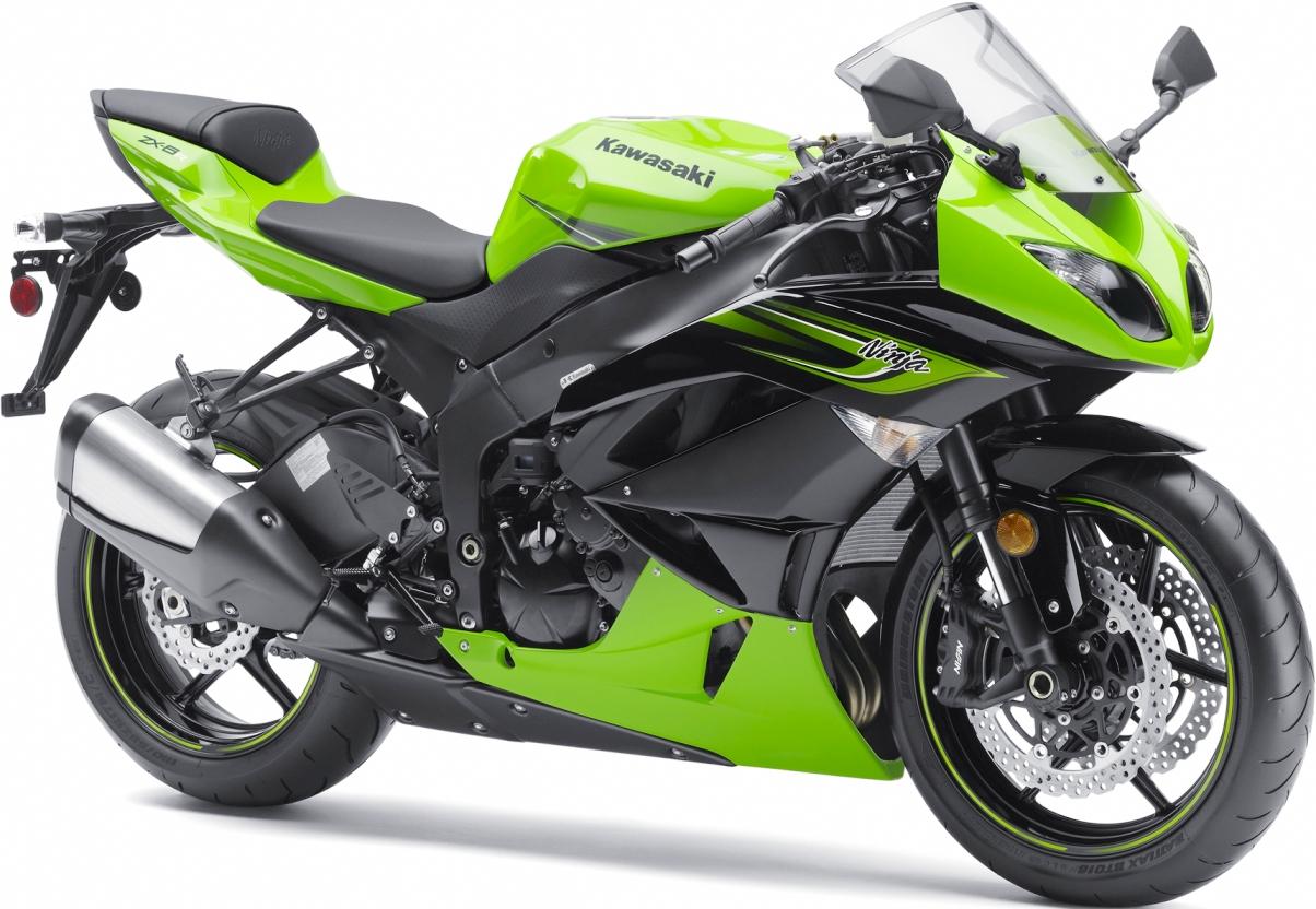 Kawasaki er6nl specs