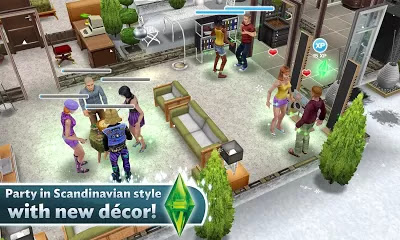 the sims freeplay apk + data download