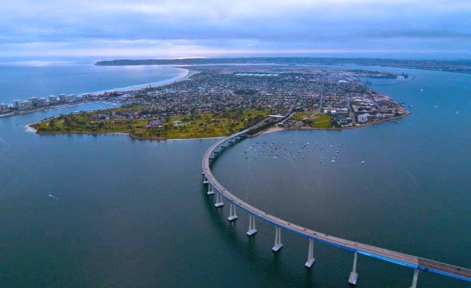 Ilha Coronado San Diego