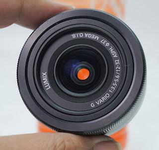Lensa Panasonic Lumix G Vario Lens 12-32mm f/3.5-5.6 ASPH