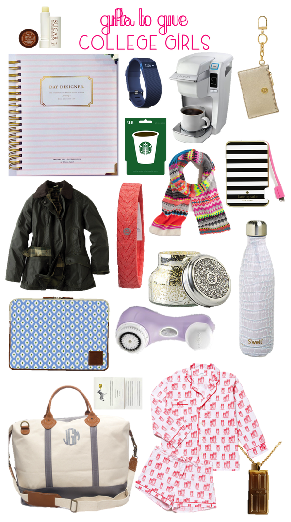 Prep In Your Step Gifts To Give College Girl