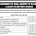 Railway RRB Ministerial and Isolated Vacancy CEN No. 03/2019 Notification
