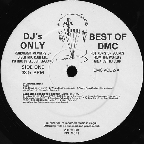 Various - Mega Hit Mix