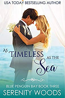 Book Review: As Timeless as the Sea, by Serenity Woods, 3 stars