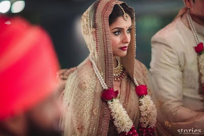 Asin and Rahul Sharma HD Wedding Pictures