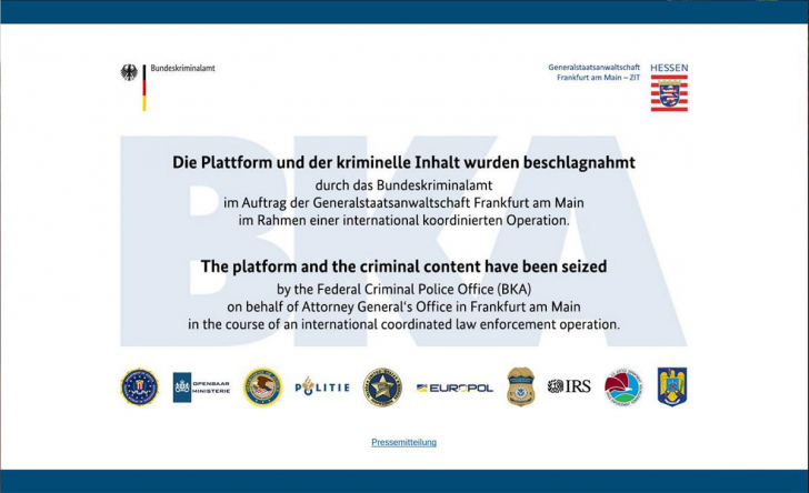 Authorities Shut Down the World's Largest Dark Web Marketplace and Arrested its Operators