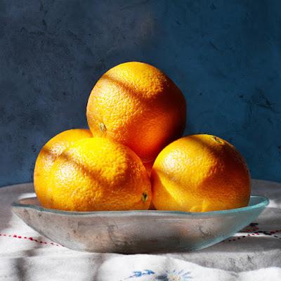 Oranges by Sara Harley