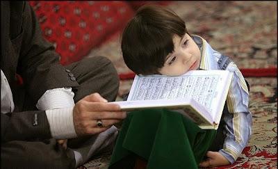 pupuk minat membaca al Quran dikalangan kanak kanak genius cemerlang cara Rasulullah