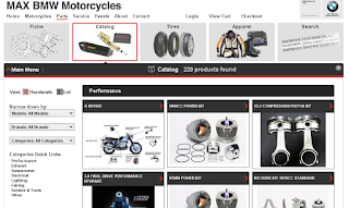 max bmw motorcycles parts & advice