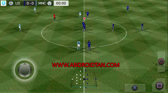 First Touch Soccer FTS 16 Mod Apk + Data by David