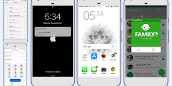13+ Tema iPhone untuk Oppo (ColorOS & iOS) Tembus Akar