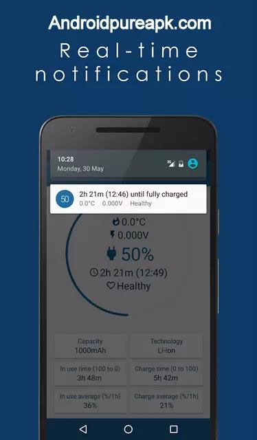 T-BatteryPro Monitor Apk