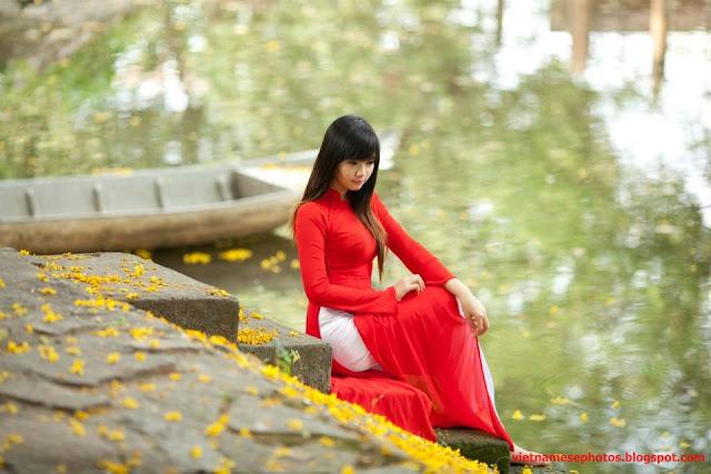 Ảnh đẹp áo dài nữ xinh vol 02