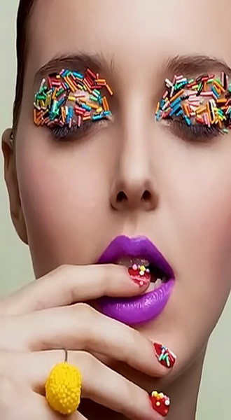 Top Lollipop Candy Girl Picture | 100+ Colorful Candy Pictures