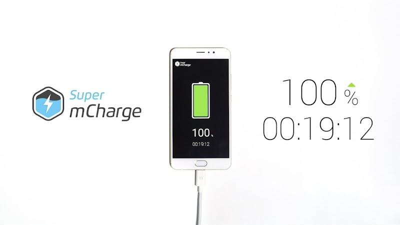Upcoming New Technology : 19 Minutes to Full Charge @Meizu Super mCharge MWC 2017
