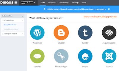 Add Disqus Comment Box In Blogger 6