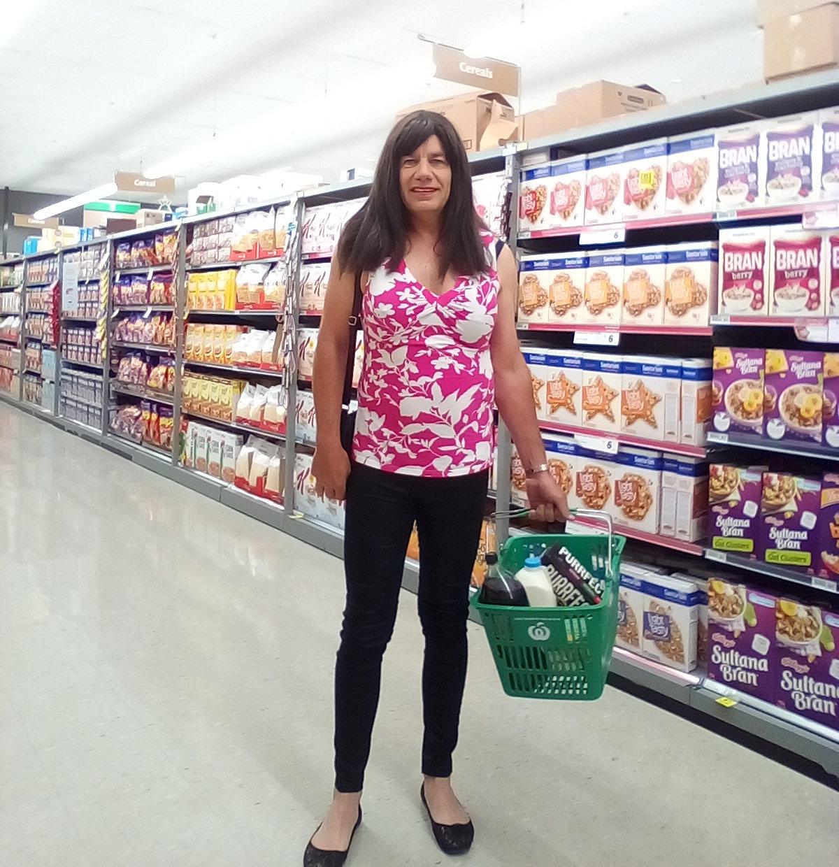 Rachel - Life as a Crossdresser: Been a fun week