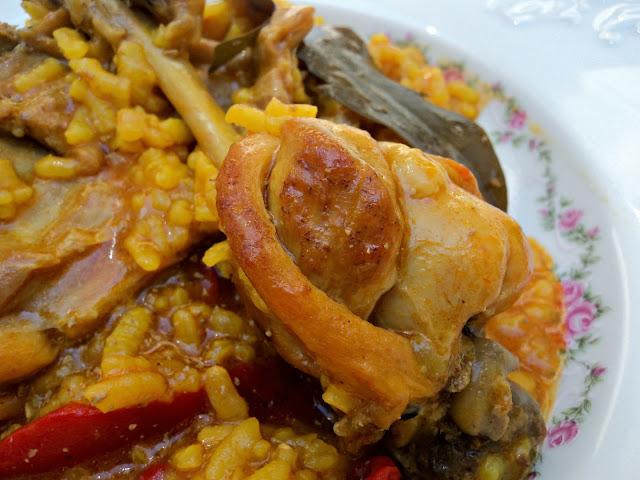 arroz-conejo-olla-rapida-muslo