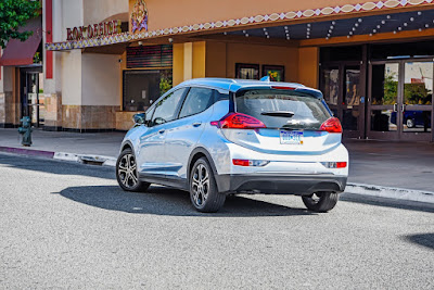 Bolt EV Takes Home Fourth Motor Trend Award in Three Years for Chevrolet
