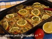 Ryba na zemiakoch - recept