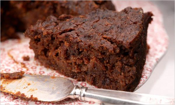 West Indian Black Cake Recipe