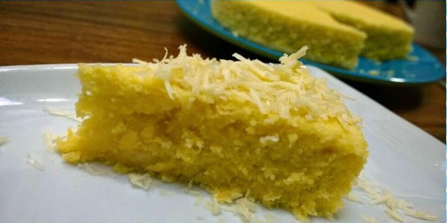Resep Cheese Cake Kukus Ekonomis: Easy Cooking With Omih : RESEP KUE KUKUS JAGUNG KEJU